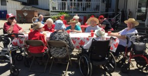 Canada Day celebrations at JJP